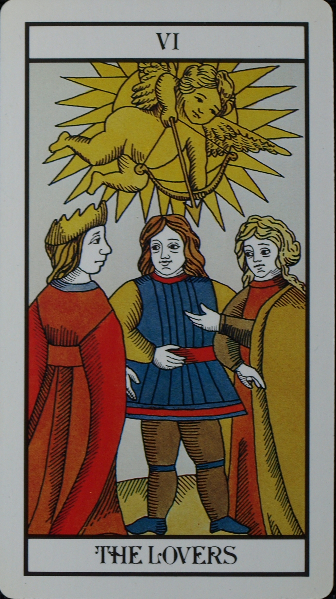 Using Tarot In Writing