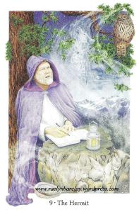 Gaian-Tarot-Hermit