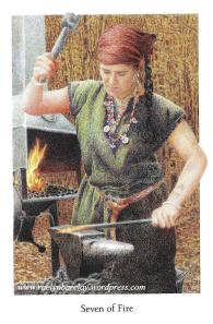 Gaian-Tarot-Seven-Fire