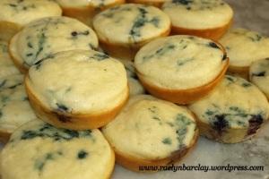Blueberry-Pancake-Muffins