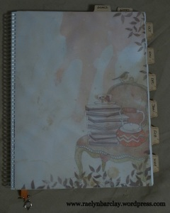 Completed Planner