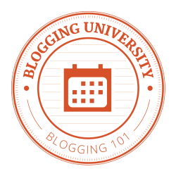Blogging U-Blog 101